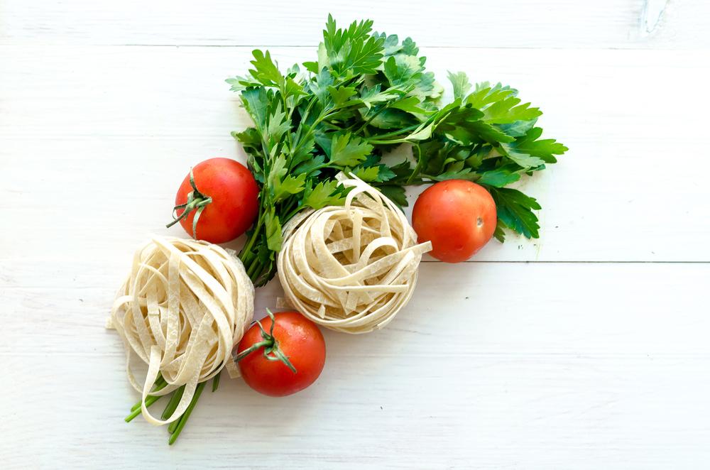 voeding voor pasta