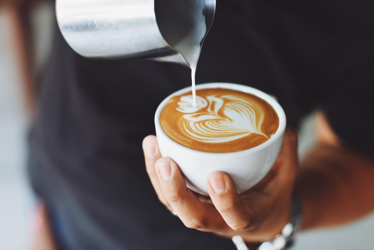verschillende heerlijke koffiesoorten