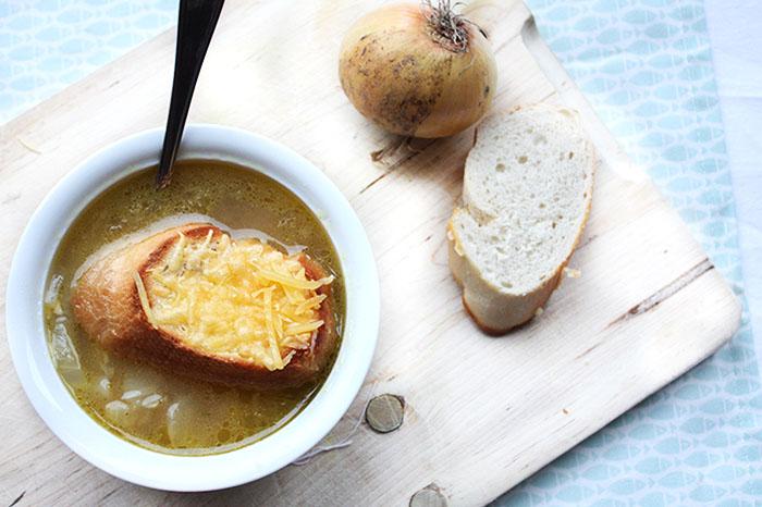 recept uiensoep zelf maken