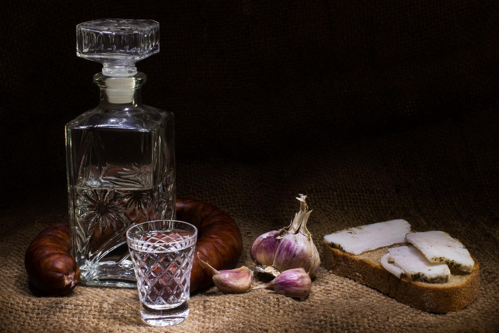 maak in 5 stappen je eigen vodka | Food Bird