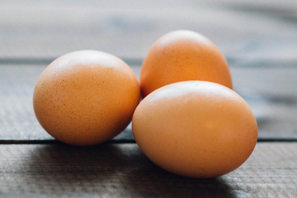 caloriearme eieren - Food Bird