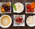 Caloriearme snack - Hüttenkäse - Food Bird