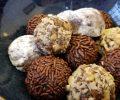 zelf truffels maken met gecondenseerde melk