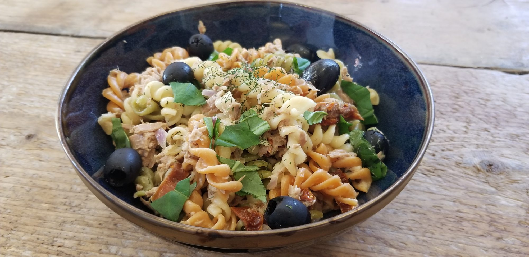 Recept voor pasta tonijn