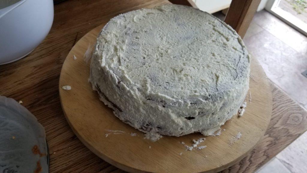 Zelf slagroomtaart maken zonder gluten