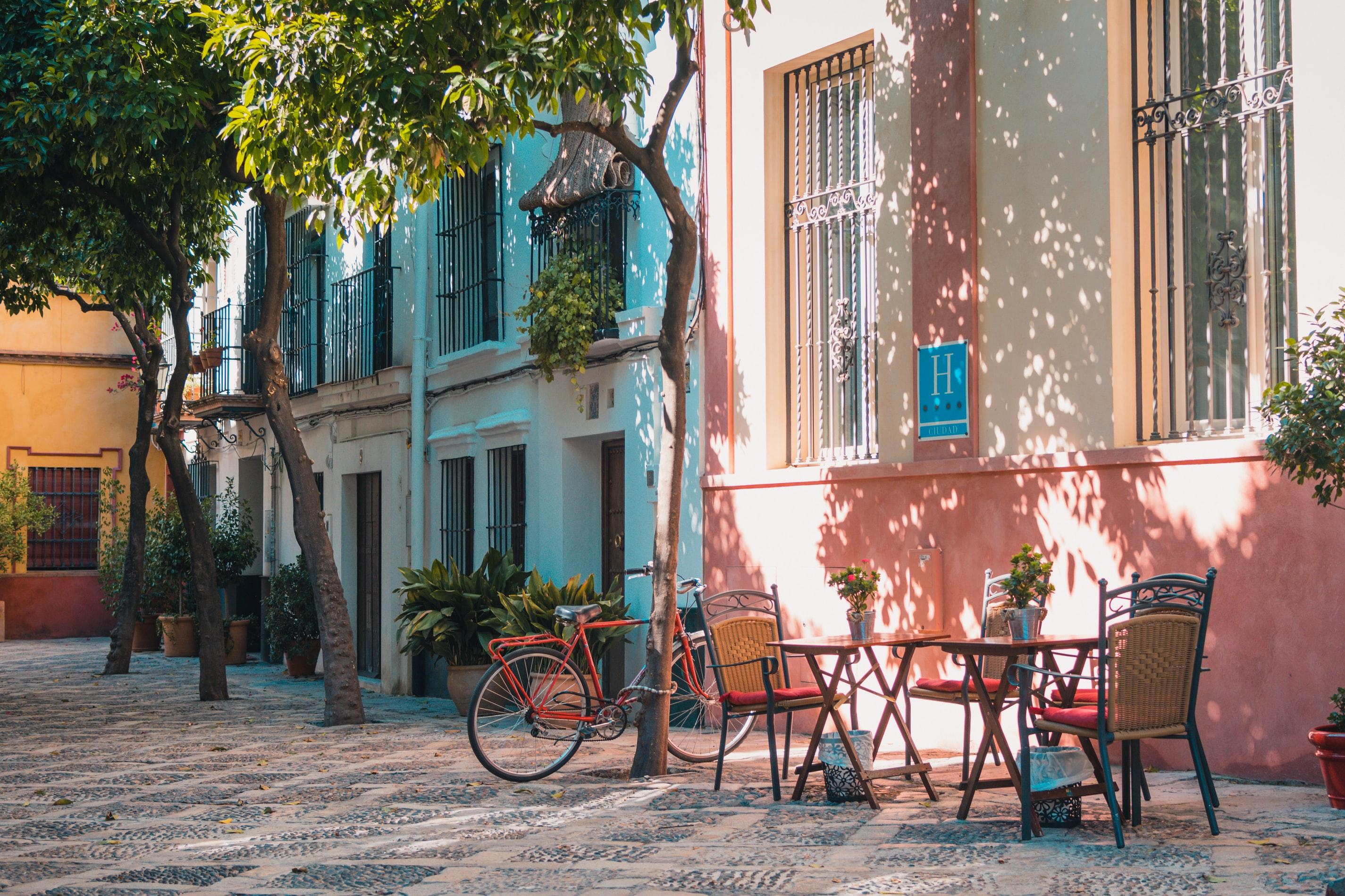 Gerechten Sevilla
